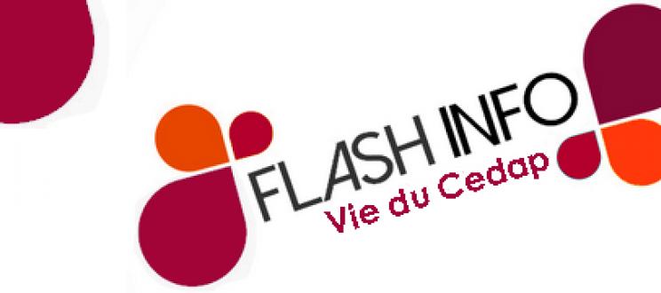 Flash info Cedap: Représentativité, Avenir des branches &