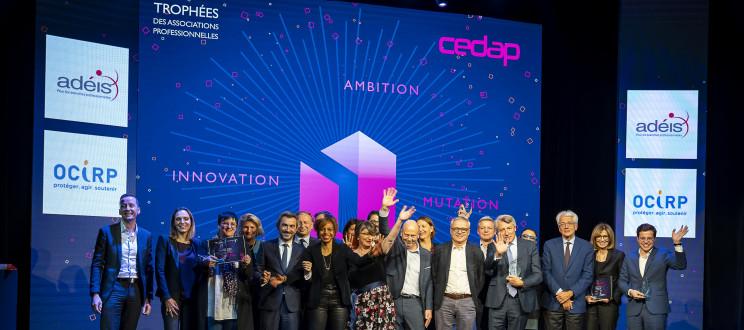 BEST OF de la cérémonie des TROPHEES CEDAP 2018