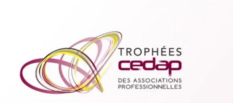 Cérémonie de la 2ème édition des Trophées Cedap