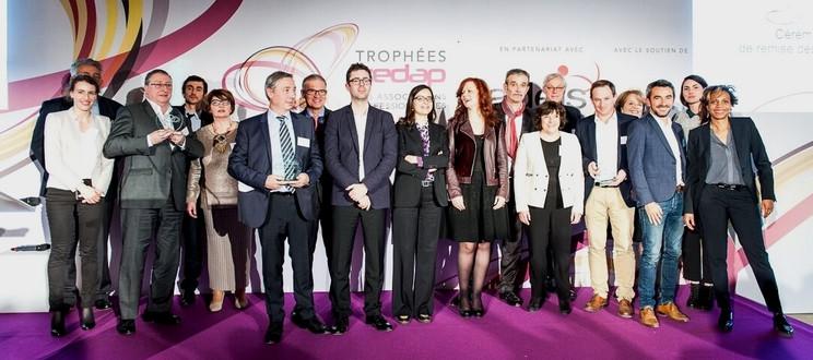 2016 : 2e édition Trophées Cedap