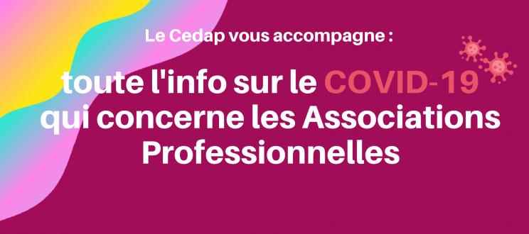 Le Cedap vous accompagne dans la crise liée au COVID-19