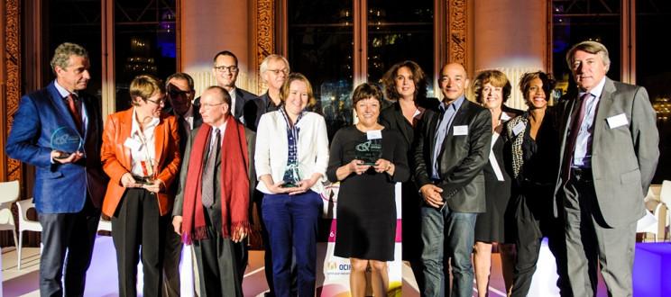 2014 : 1ère édition Trophées Cedap