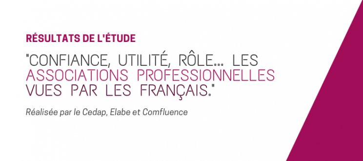 Les Associations Professionnelles vues par les français