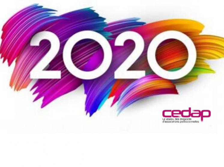 Meilleurs voeux cédapiens 2020 !